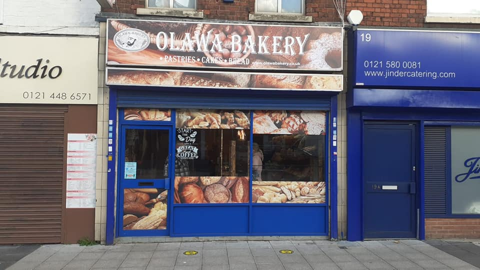Welcome to West Bromwich – Olawa Bakery