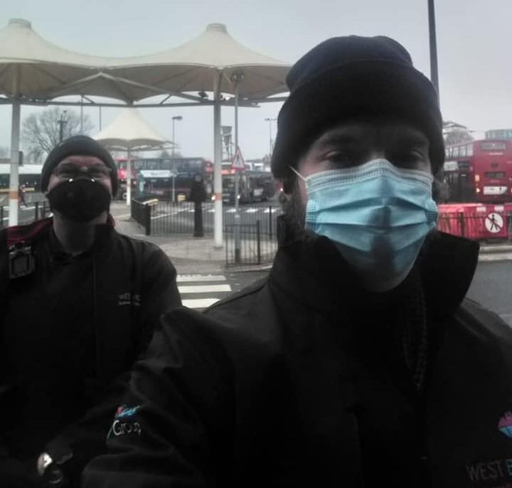 Town Ambassadors Joint Patrols