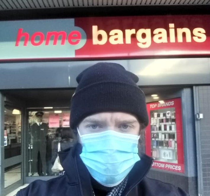Home Bargains, High Street West Bromwich