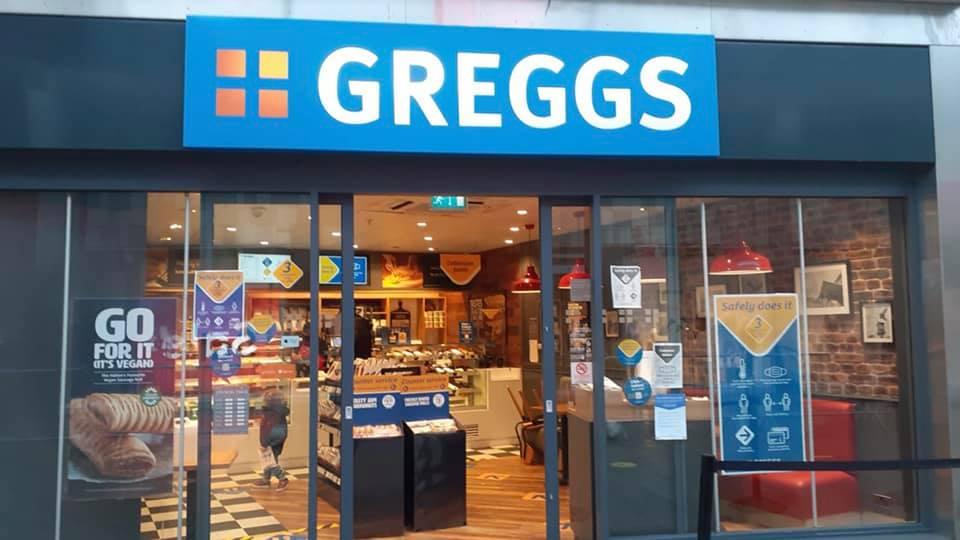 Greggs New Square