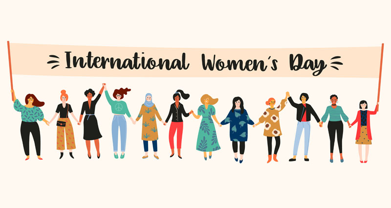 Happy International Women's Day 2021!