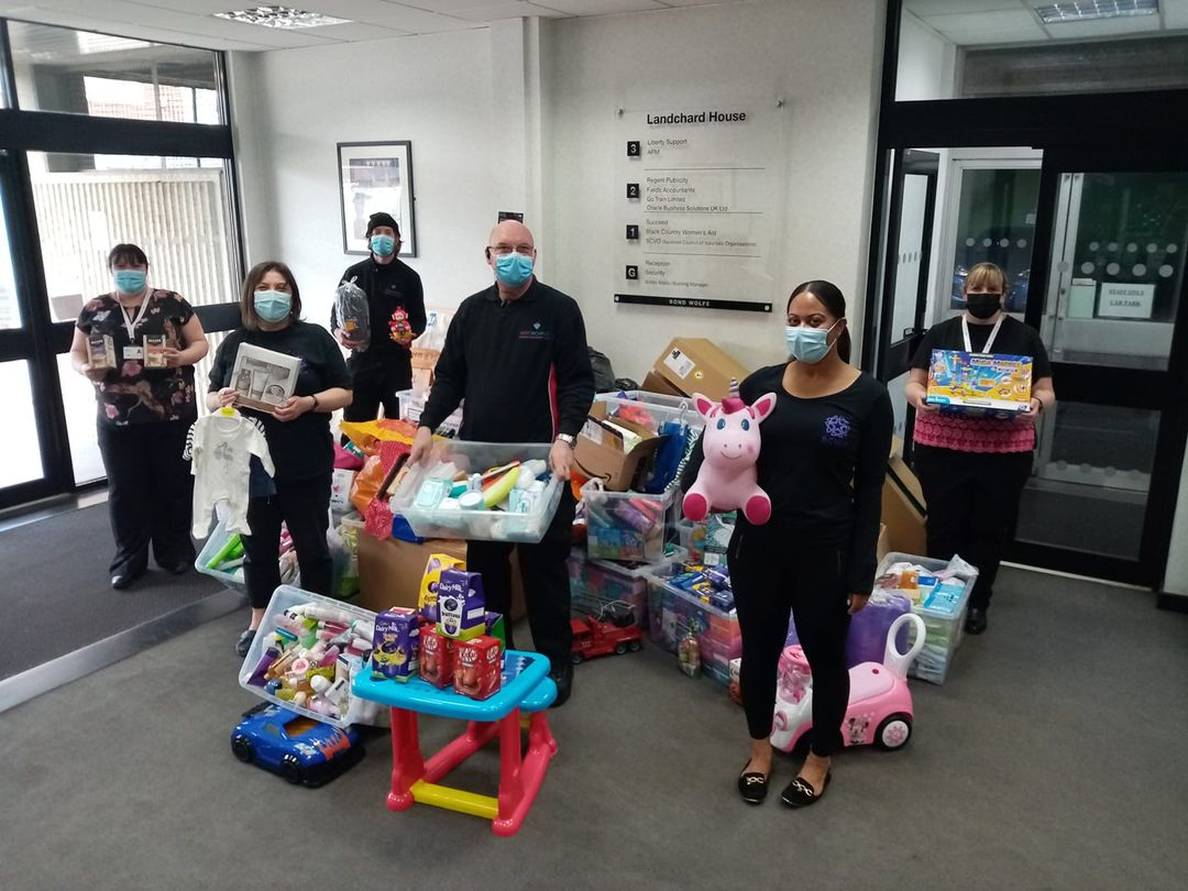 Black Country Women's Aid Donations