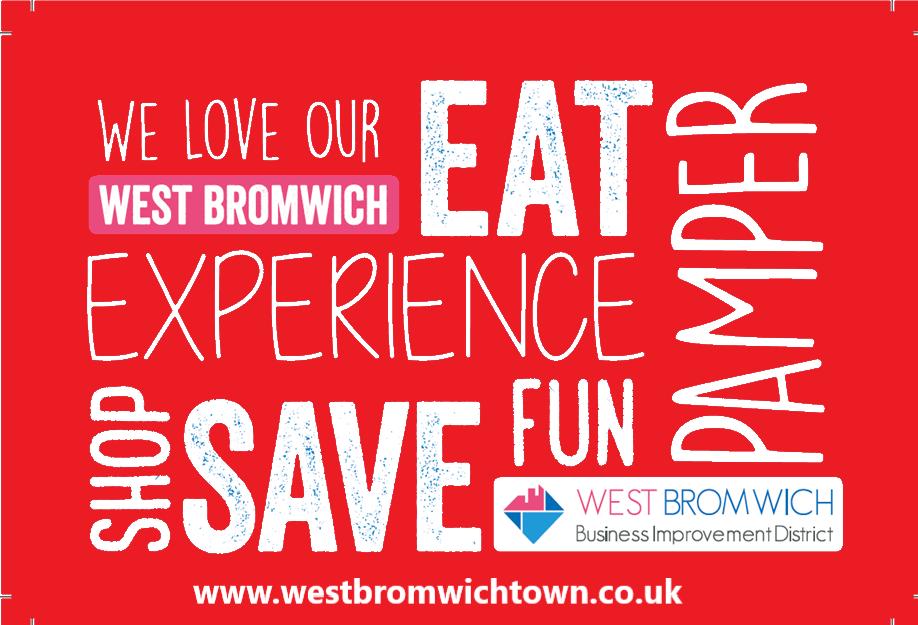 West Bromwich BID Loyalty Card