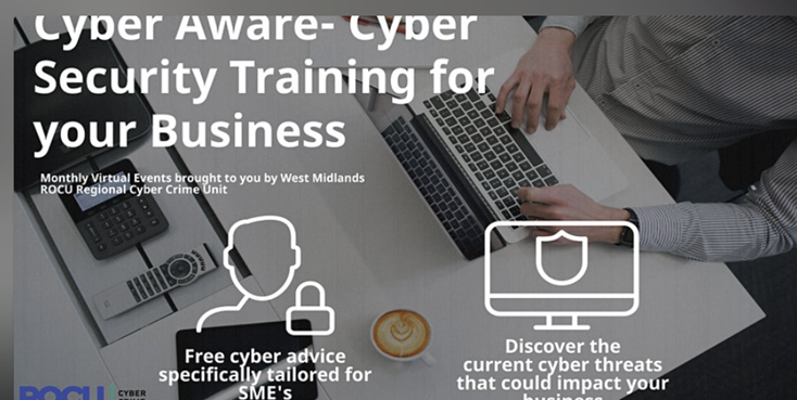 Cyber Crime Webinar's – FREE to businesses