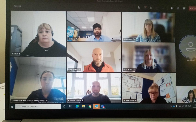 West Bromwich BID Board Meeting