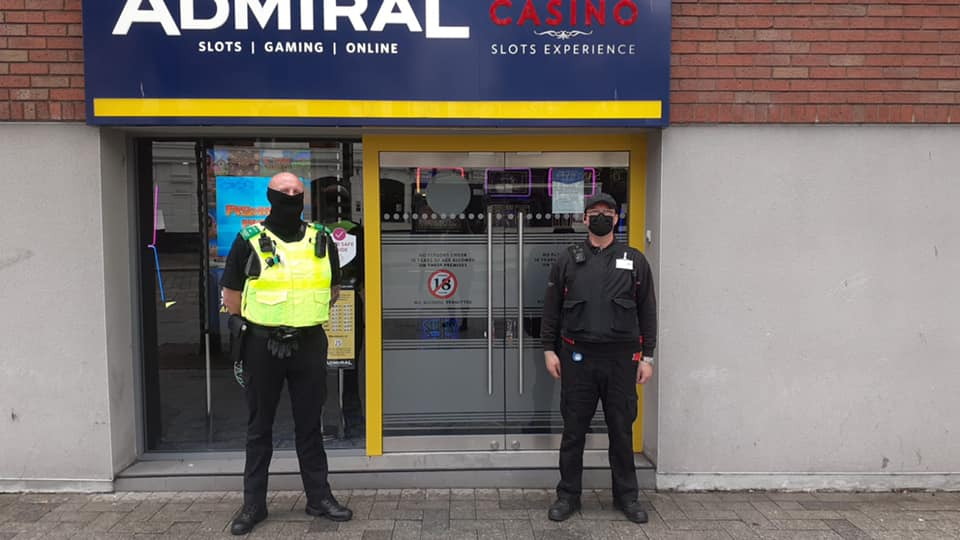 Joint Patrol's with Sandwell Council EPO's