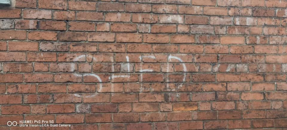 Keeping West Bromwich Town Clean – Graffiti Removal