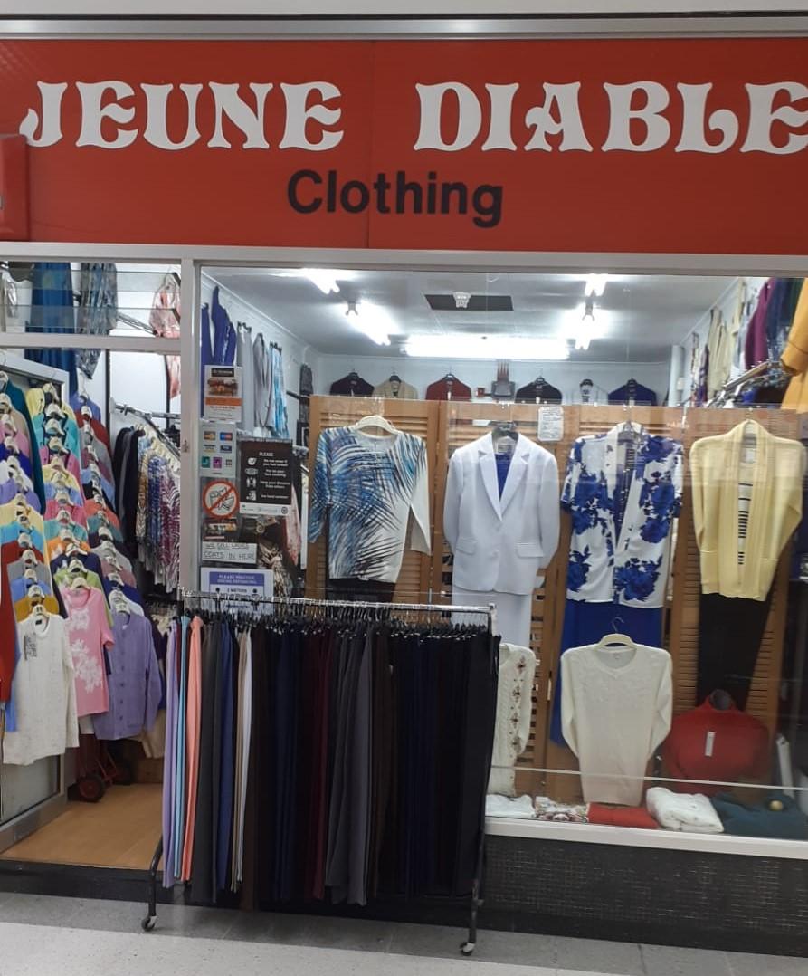 Jeune Diable Clothing