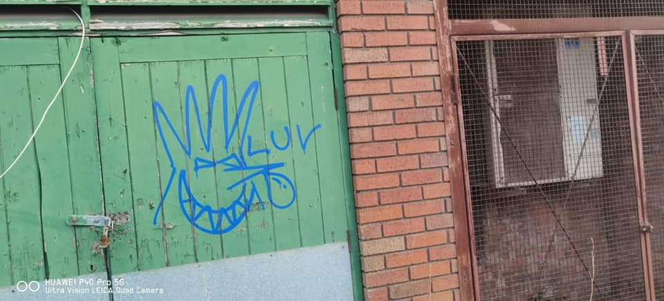 Keeping West Bromwich Clean – Graffiti Removal