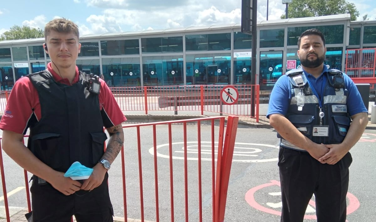 Joint Patrols with Transport Safety Officers