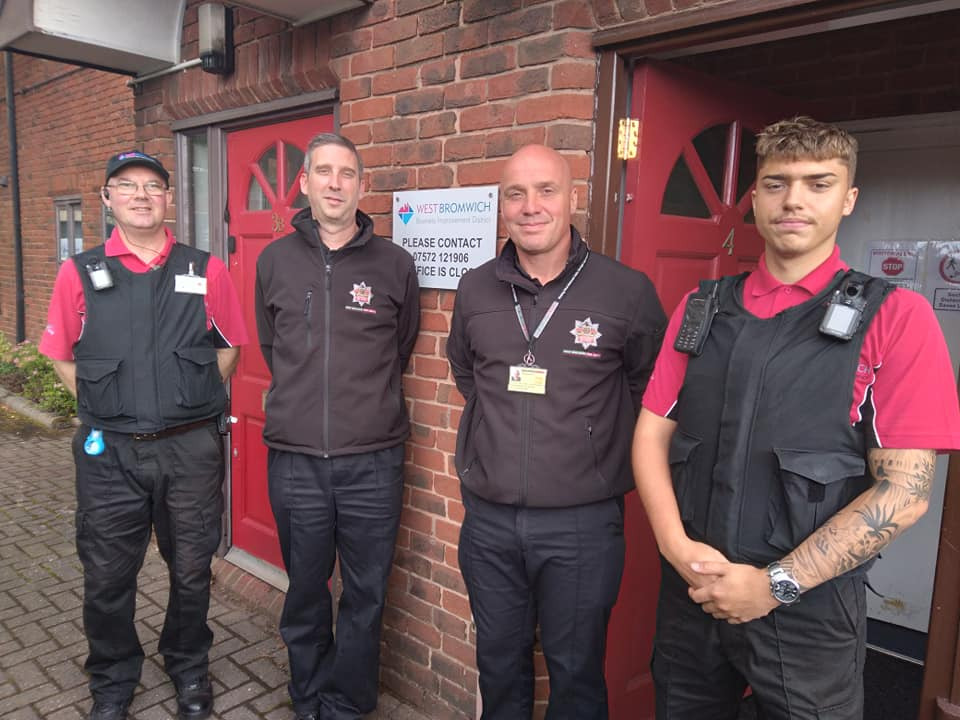 Business Fire Safety Advice with West Midlands Fire Service