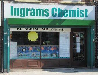 Ingram's Chemist Join BID Loyalty Card Scheme